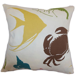 Decorah Aquatic Pillow Summer