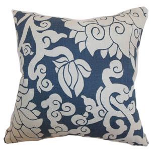 Erdenet Floral Pillow Smoke