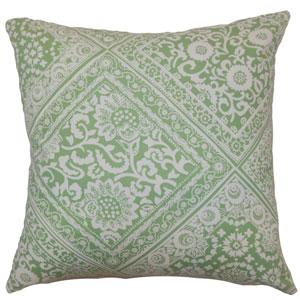 Kayea Floral Pillow Mint