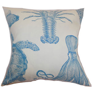 Ilaka Aquatic Pillow Aqua