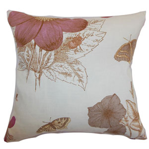 Mareeba Floral Pillow Lavender