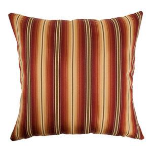 Bailey Stripes Pillow Sunset