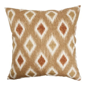 Faela Diamond Pillow Canyon