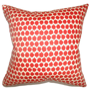 Daile Spots Pillow Carribean