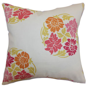 Ihosy Floral Pillow Blossom