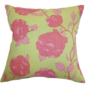 Lalomalava Floral Pillow Blossom