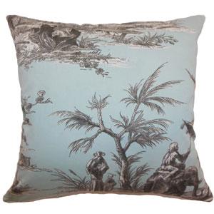 Iras Toile Pillow Tiffany