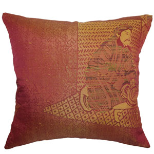 Harb Traditional Pillow Copper