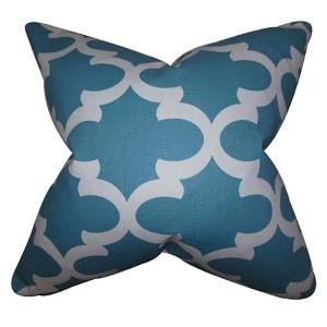 Titian Regatta 18 x 18 Geometric Throw Pillow