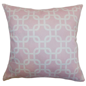 Qishn Geometric Pillow Twill