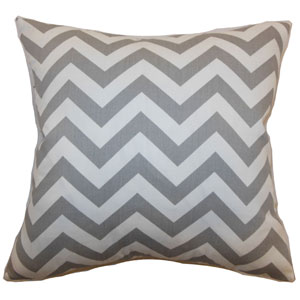 Xayabury Zigzag Pillow Ashes