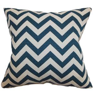 Xayabury Zigzag Pillow Titan Birch