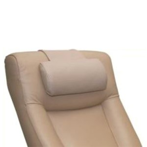 Oslo Cobblestone Top Grain Leather Cervical Pillow