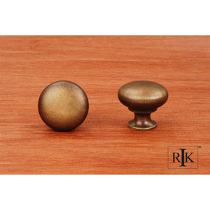 Antique English Thin Mushroom Knob