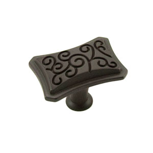 Palermo Oil Rubbed Bronze Palermo Octagon Knob