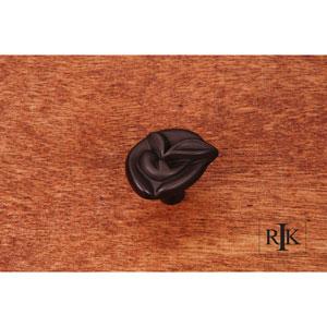 Oil Rubbed Bronze Pretty Wrap Knob