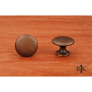 Antique English Flat Face Knob