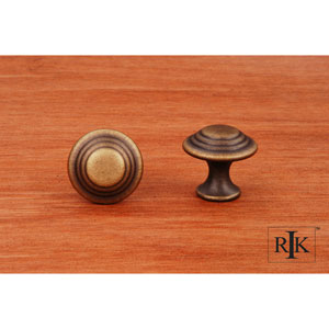 Antique English Step Up Beauty Knob