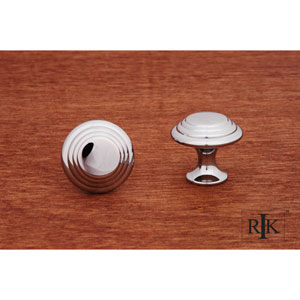 Chrome Step Up Beauty Knob