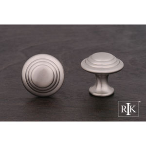 Pewter Step Up Beauty Knob