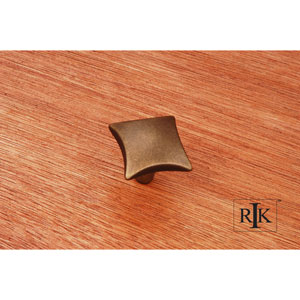 Antique English Plain Knob with Four Curves