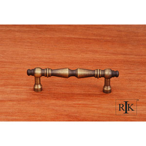 Antique English Plain Tapered Pull