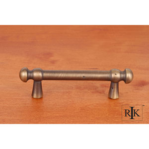 Antique English Distressed Decorative Rod Pull