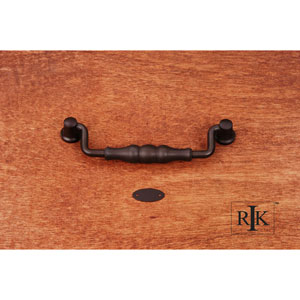 Oil Rubbed Bronze Beaded Middle Hanging Pull