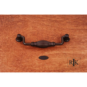 Oil Rubbed Bronze Indian Drum Hanging Pull