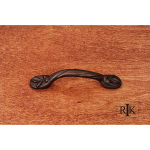 Oil Rubbed Bronze Wavy Pull