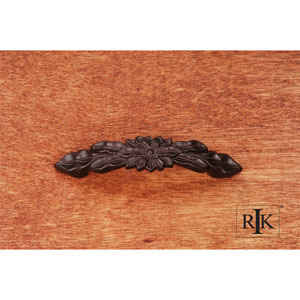 Oil Rubbed Bronze Flower Pull