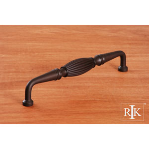 Oil Rubbed Bronze Indian Drum Door Pull