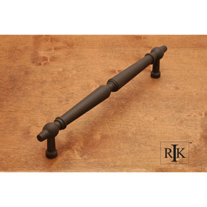 Oil Rubbed Bronze Plain Tapered Door Pull