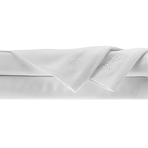 White Rayon from Bamboo Queen Sheet Set