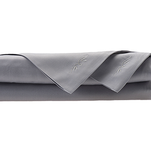 Platinum Rayon from Bamboo Cal King Sheet Set