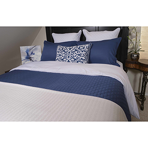 White Rayon from Bamboo King/CK Bed Blanket