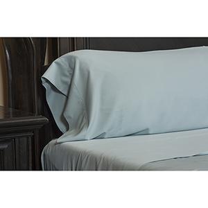 Sky Rayon from Bamboo Full/Standard Pillowcase Set