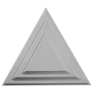 Triangle Ceiling Medallion