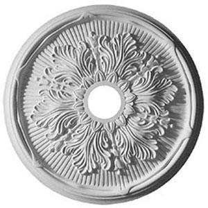 Luton Leaf Ceiling Medallion