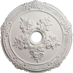 Attica with Rose Ceiling Medallion