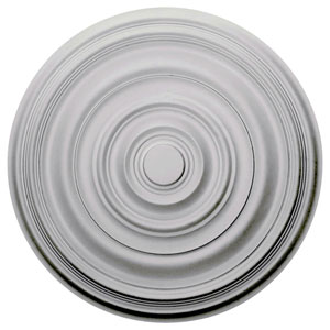 Carton Smooth Ceiling Medallion