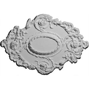 Kinsley Flowing Leaf Ceiling Medallion
