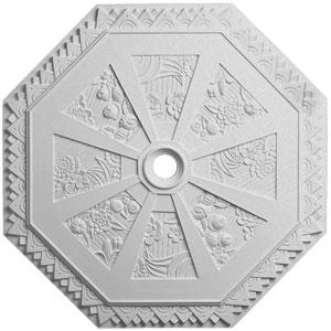 Spring Octagonal Ceiling Medallion