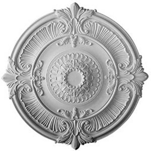 Ekena Millwork Attica Acanthus Leaf Ceiling Medallion