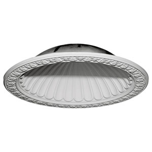Claremont Recessed Mount Ceiling Dome