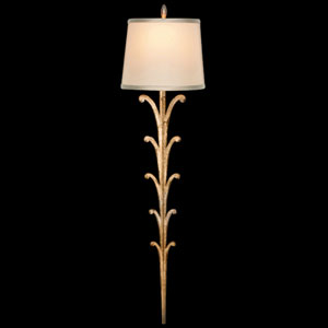 Portobello Road One-Light Wall Sconce in Dore Gold Finish