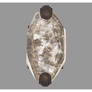 Allison Paladino Bronze Two-Light LED 9.5-Inch Wall Sconce