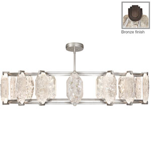 Allison Paladino Bronze 24-Light LED 14.5-Inch Pendant