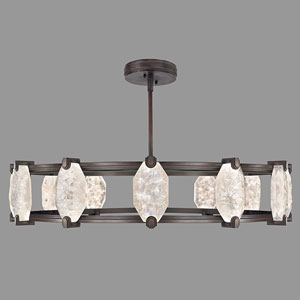 Allison Paladino Bronze 24-Light LED 9.5-Inch Pendant