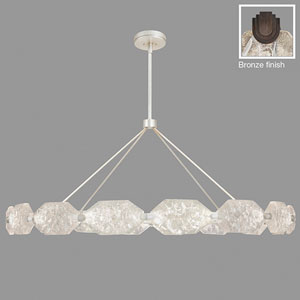Allison Paladino Bronze 32-Light LED 30-Inch Pendant